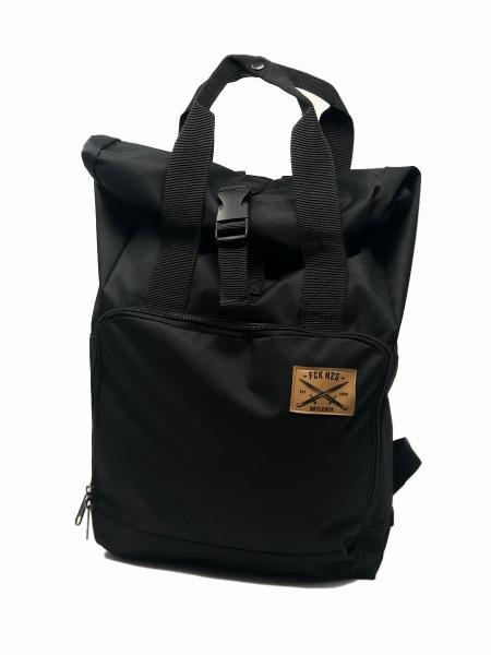 Rucksack FCK NZS [black]