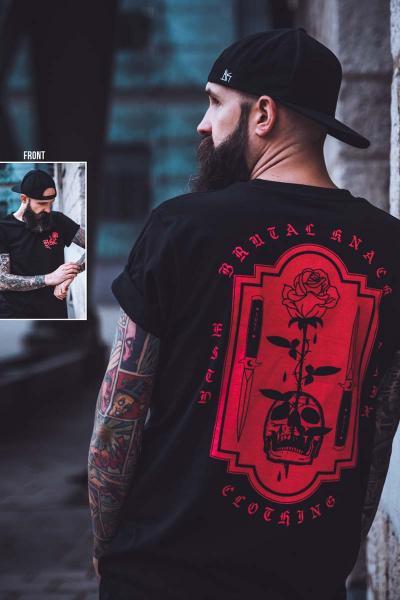 Roses Shirt [black]