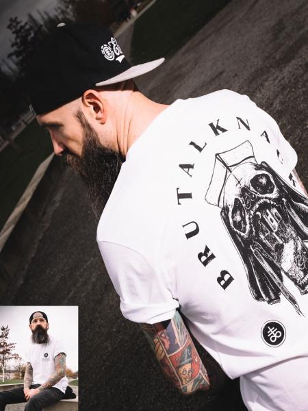 Hell Shirt [white]