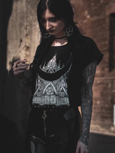 Diabolus Extended Shirt [black]