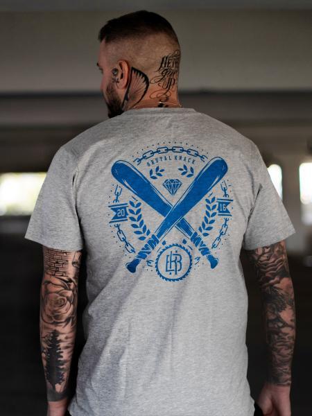 Baseball Shirt [heathergrey]