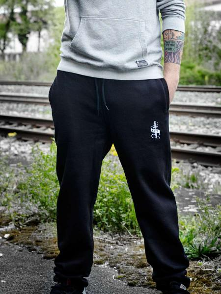 Hope Heavy Sweatpants [black]