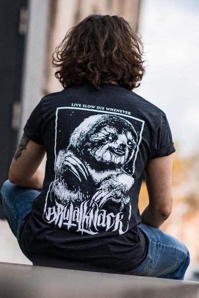 Sloth Shirt [anthrazit]