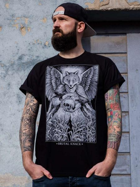 Holy Fox Shirt [black]