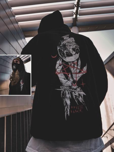 Prey Hoodie [black]