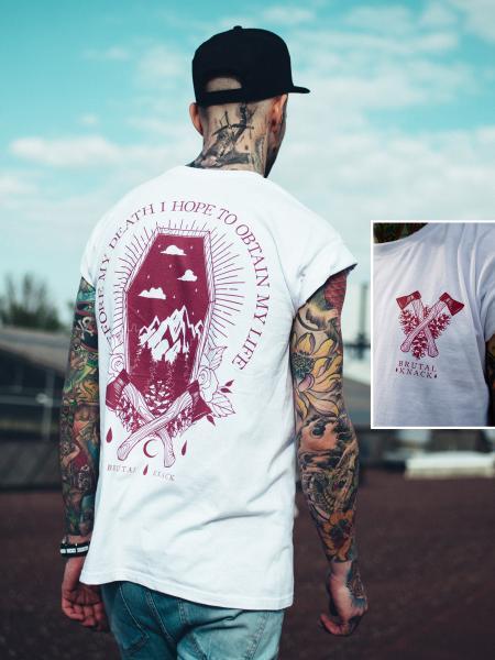 Ax Shirt [white]