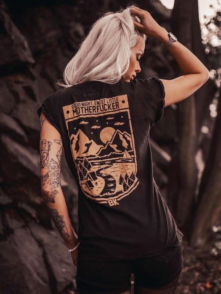 GNSLM Extended Shirt [black]