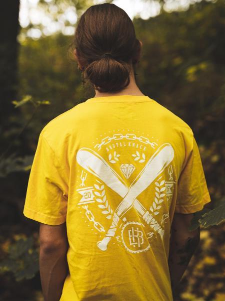 Baseball Shirt [yellow]
