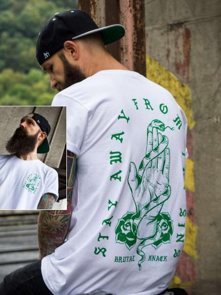 The Sins Shirt V2 [white]