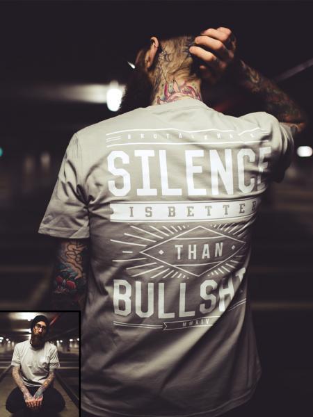 Silence Shirt limited [opal]