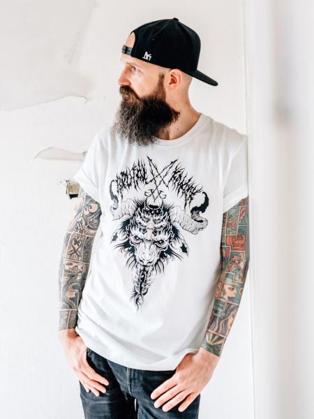 The Summoning Shirt [white]