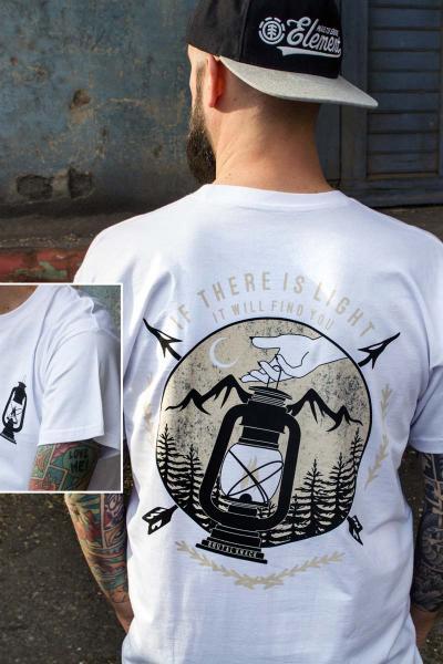 Lantern Shirt [white]