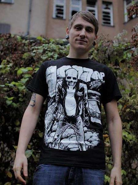 Justice Shirt [black]