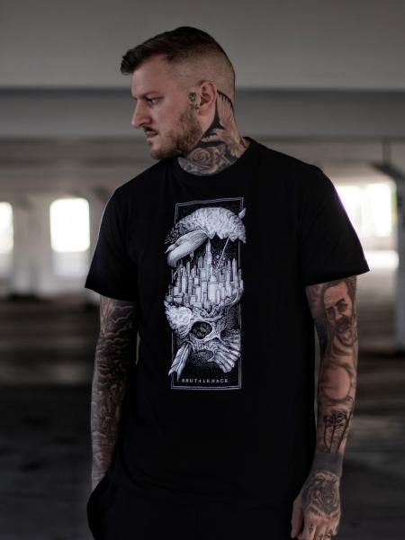 Distopia Shirt [black]