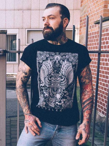 Bubonem Shirt [schwarz]