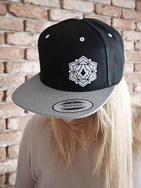 Snapback FXHQ [black/grey]