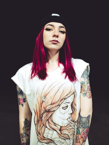 Ariel Extended Shirt [white]