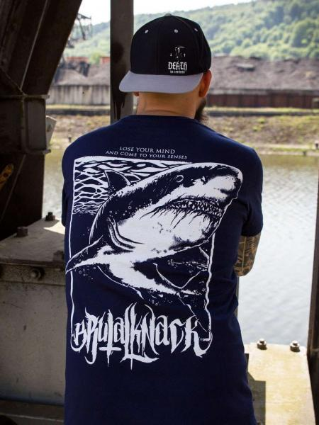 Shark Shirt V2 [navy]