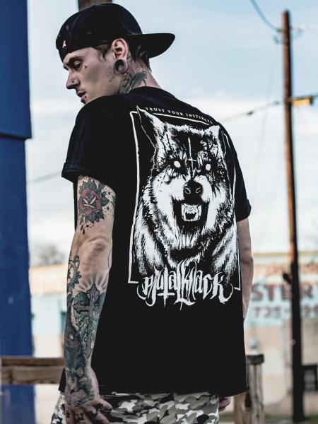 Instincts Shirt [black]