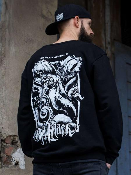 The Kraken Crewneck [black]