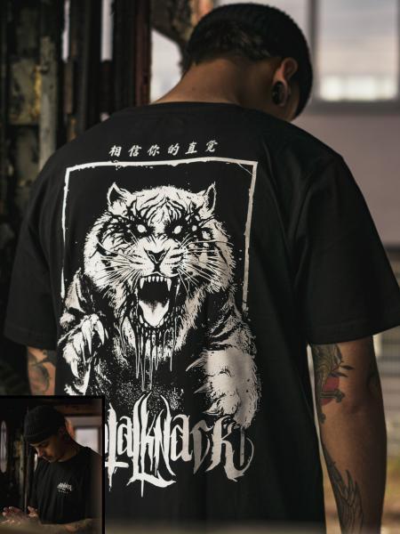 Tiger Shirt [black]