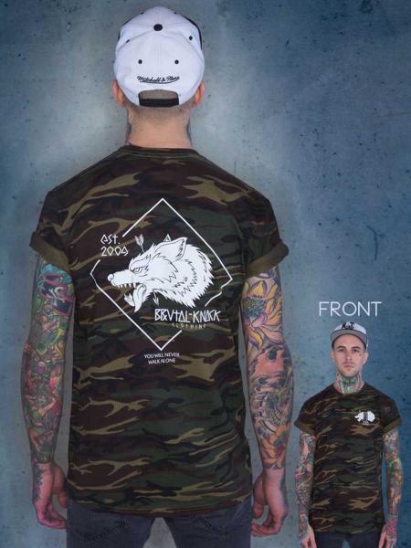 Wulf Shirt [camo]