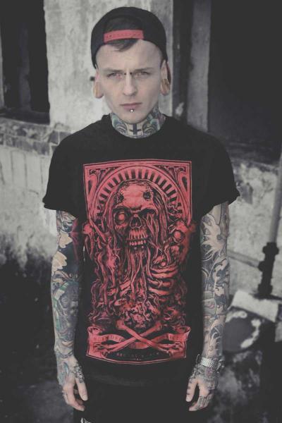 Blinded Justice Shirt [black]
