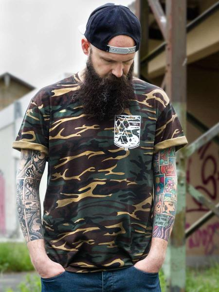 GNSLM Shirt [camo]