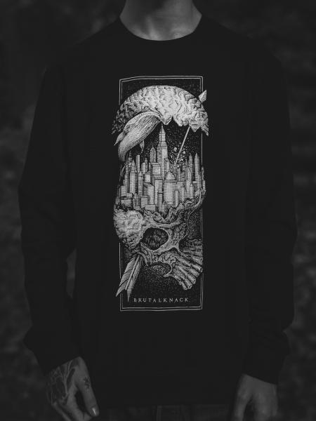 Distopia Sweater [black]