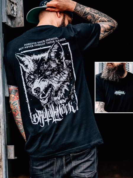 Fox Shirt [black]