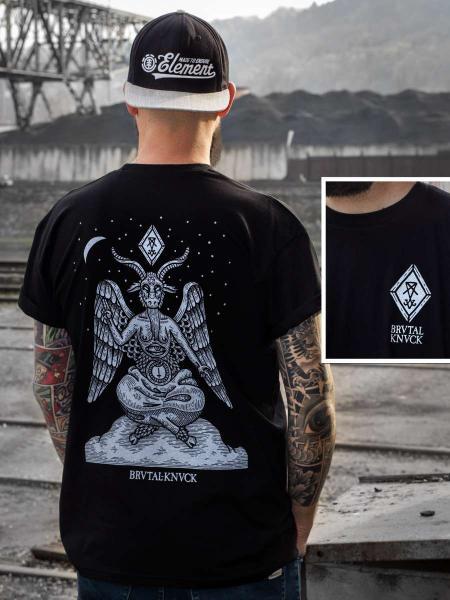 Baphomet Shirt [black]