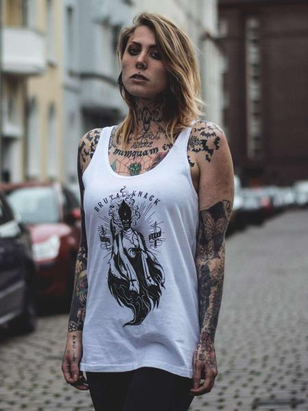 Priest Jersey Tank [white]