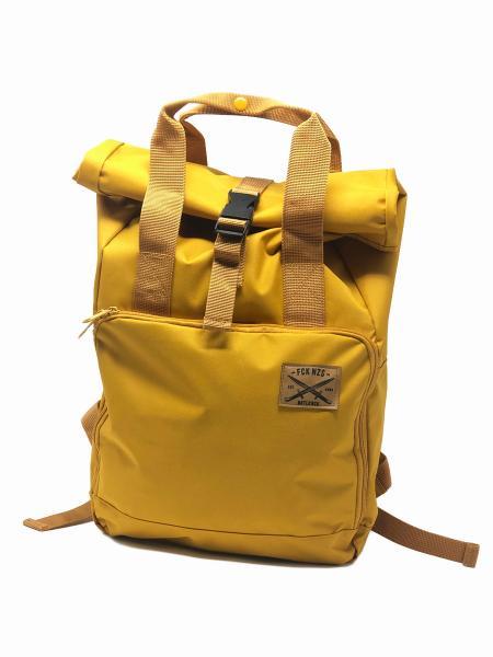 Rucksack FCK NZS [mustard]
