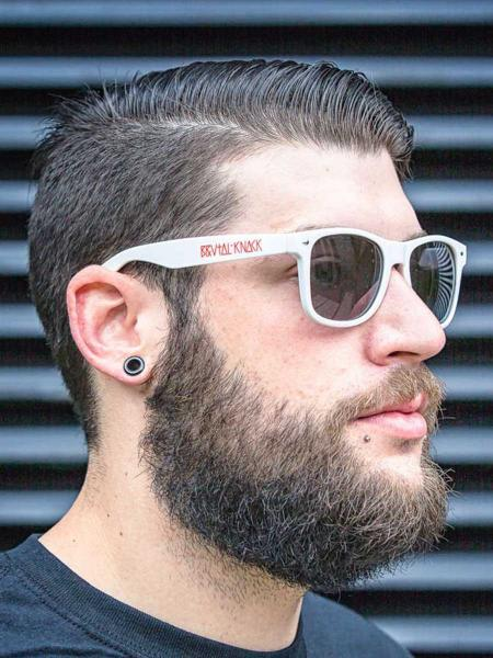 BK Sonnenbrille [white]