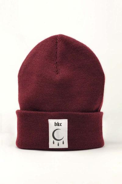 Beanie Occult [bordeaux]
