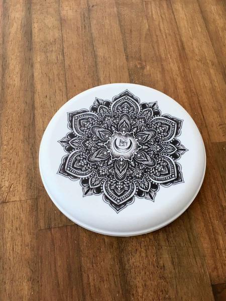 Frisbee Geometricum [white]