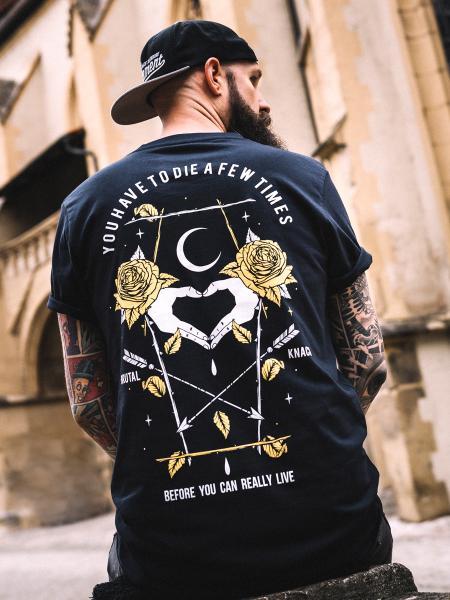 Few Times Shirt [navy]