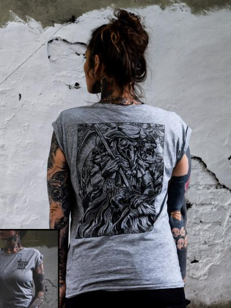 Doctor Extended Shirt [heathergrey]
