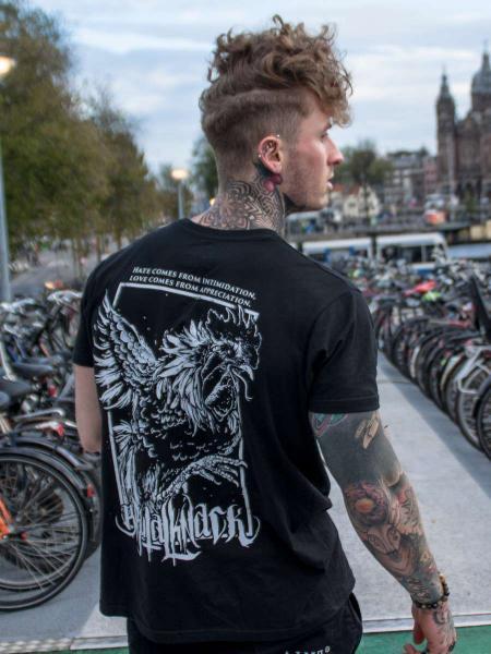 Rooster Shirt V2 [black]