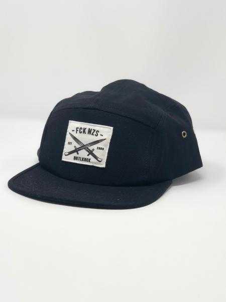 Jockey Cap FCKNZS [black]