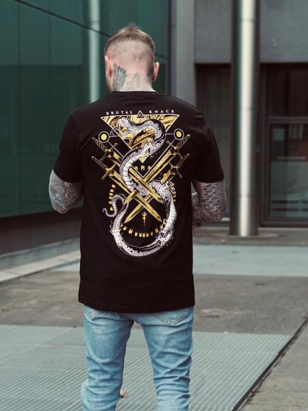 Snake Shirt [black]